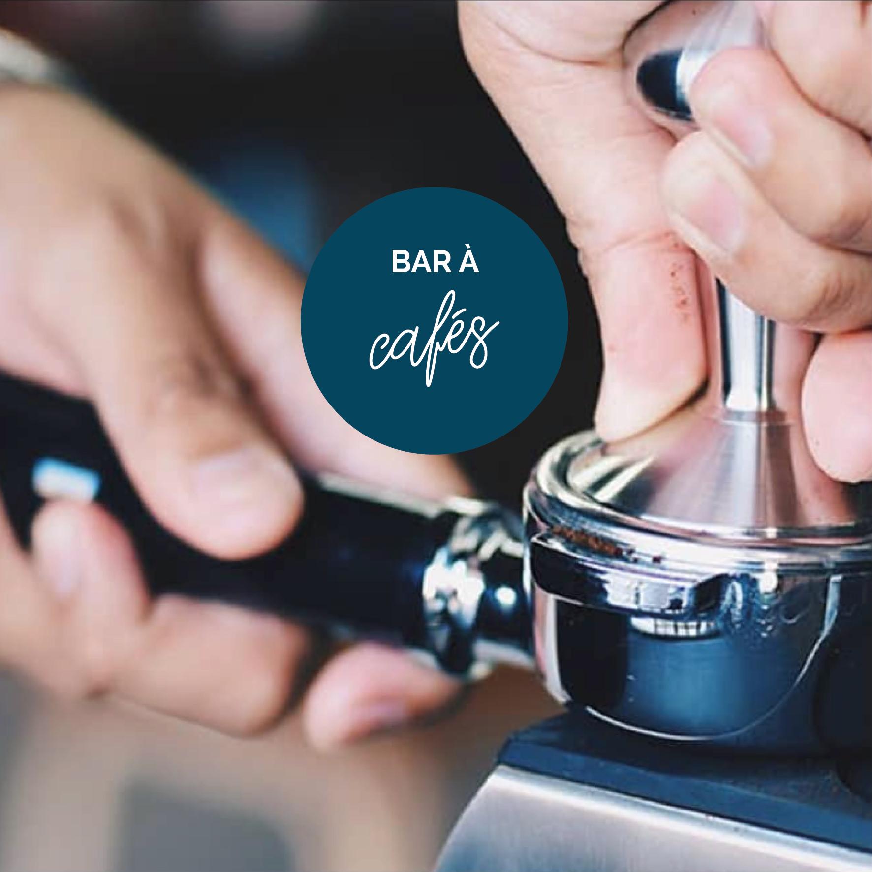 Bar à cafés
